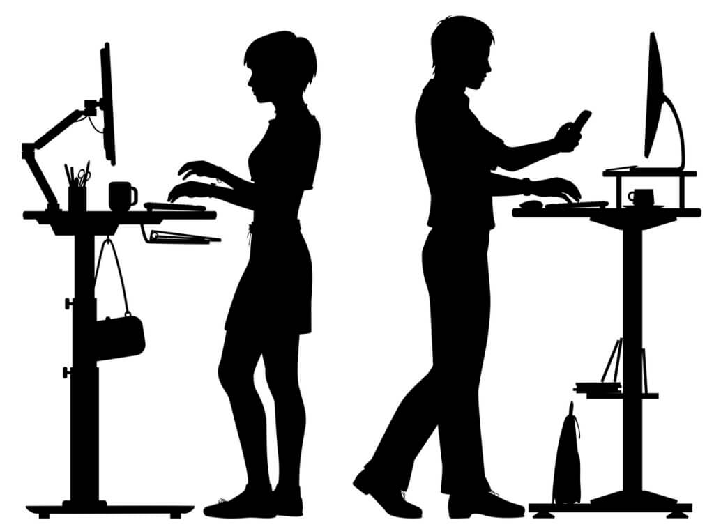 Ergonomics for Standing Desks