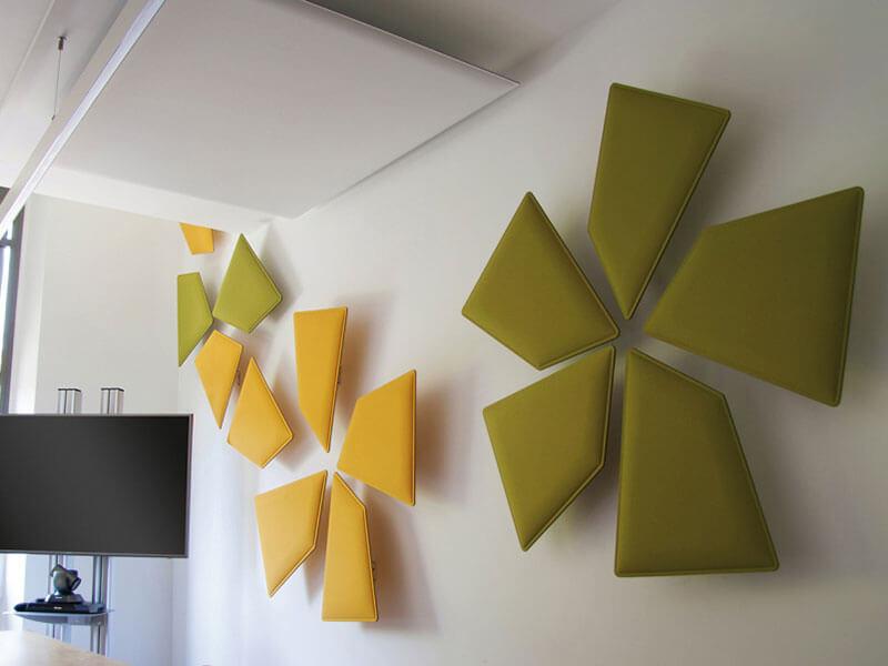 Decorative Acoustic Wall Panels