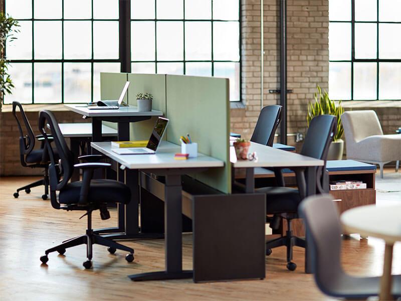 comfortable work environment