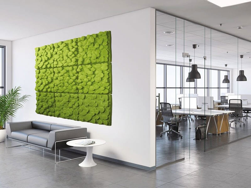 Acoustic Wall Panels: Decorative and Effective - Arizona Corporate